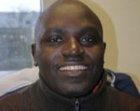 Congrats to Fanuel Mugwanga Keheze